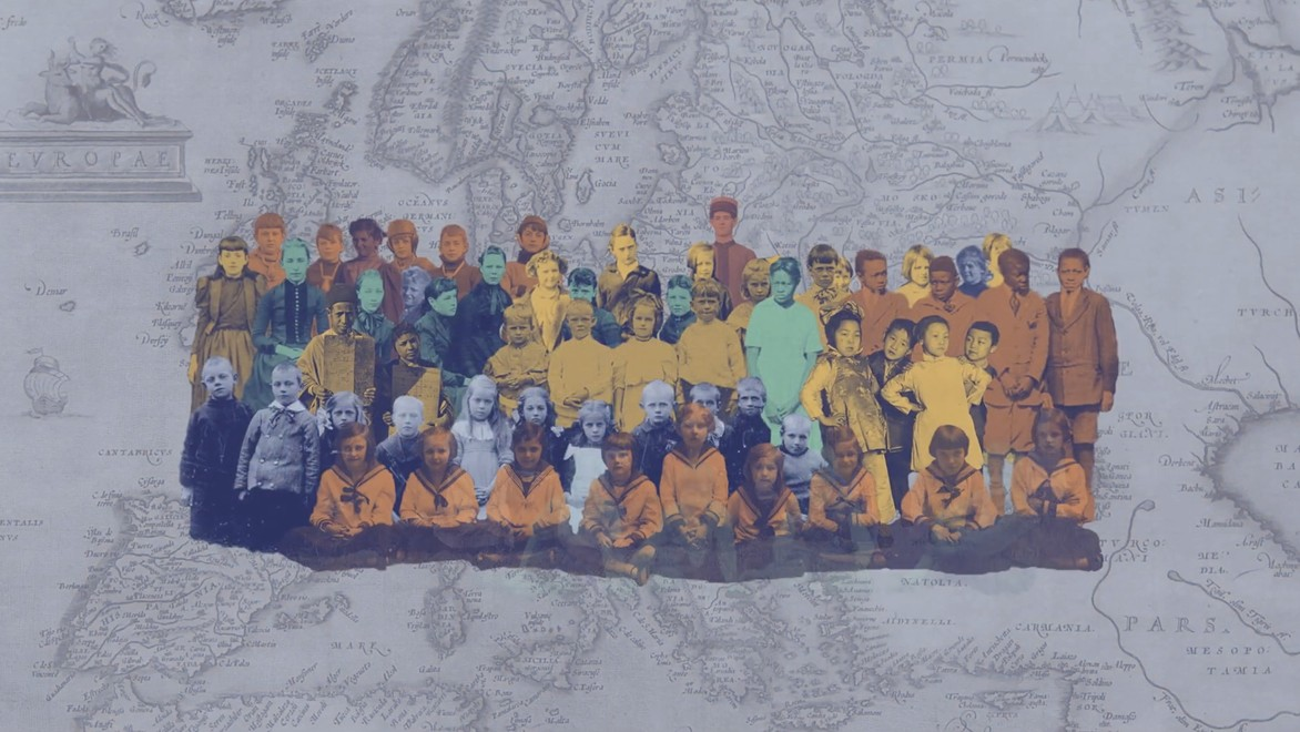 Sharing European Histories Animation