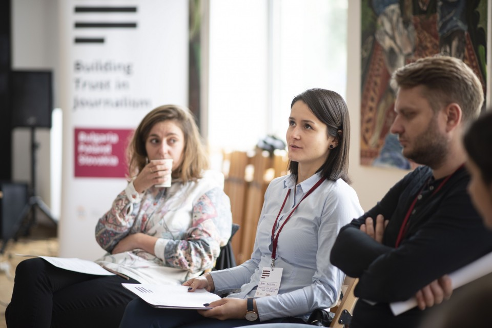 'Building Trust in Journalism – Poland' conference and workshop